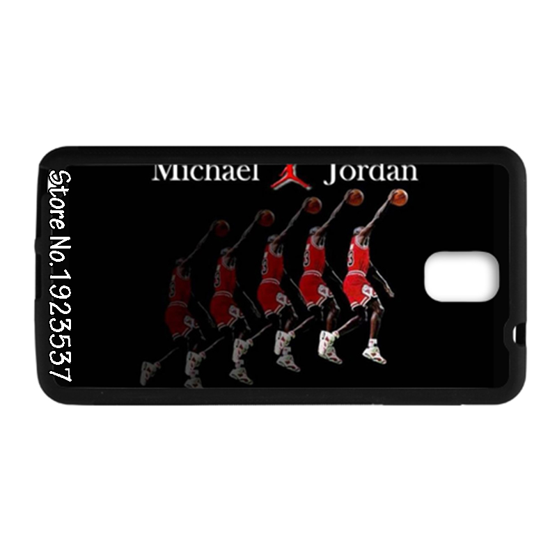 Air Jordan Logo Case For Samsung Galaxy Note 3 Note 4 Note
