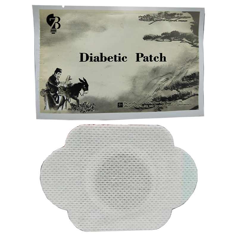 5pcs Reduce Blood Sugar Diabetic Plaster Diabetes Treatment Cure Diabetes Patch Medications Natural Herbs