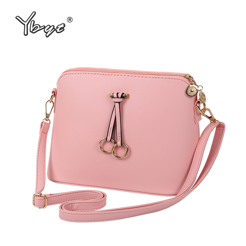 YBYT brand 2018 new simple casual bow women handbag high quality ladies coin purses shell bag shoulder messenger crossbody bags ybyt brand 2017 new fashion simple solid zipper long women standard wallets hotsale ladies pu leather coin purses card package
