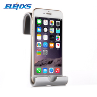 Universal Stainless Steel Cell Phone Holder Car Home Mobile Hanger Stand Mounts