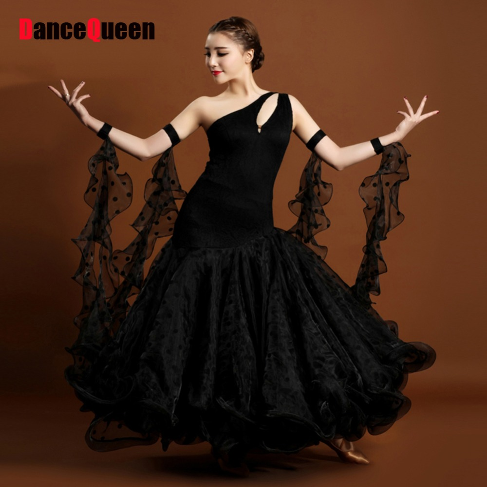 Plus Size Ballroom Dance Dresses 38