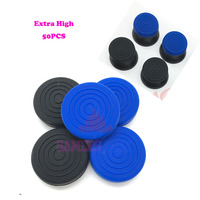 25Pair=50PCS For PS 4 Thumbstick Extender Finger Analog Grips Thumb Grips For PS4
