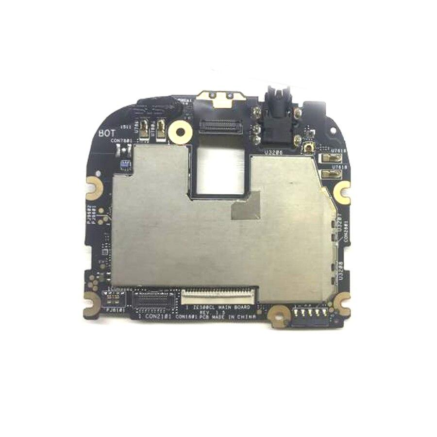 En Stock 100% Testé Travail 16 GB RAM Conseil Pour ASUS zenfone2 ZE500CL/Z00D 5.0 Carte Mère Smartphone Avec plusieurs langues