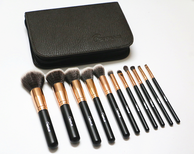 d1743ca1e8a Sixplus New 11 pcs professional makeup brush set maquillaje brand make up brush  Kits de pinceis