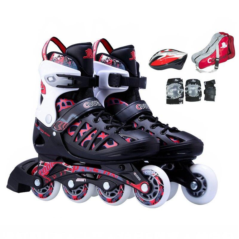 4 wheels teens roller skates, ABEC-7 silent axle bearing inline skates, silent PU wheel roller skates approve SGS test сетевые фильтры silent wire silent socket 4 8 sockets 1 5m