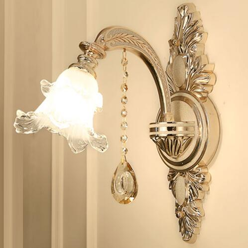 led k9 Crystal Wall Sconce Lamp led Wall Light Bedroom Living Room Bedside lamp Hotel Sconce LED Mirror Light Bathroom Lampsled k9 Crystal Wall Sconce Lamp led Wall Light Bedroom Living Room Bedside lamp Hotel Sconce LED Mirror Light Bathroom Lamps