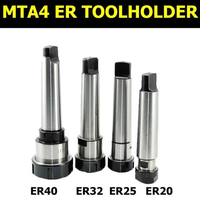 MT4 MTA4 mt1 mt2 mt3 er11 er20 mta2 er25 er32 lathe morse 2 3 4 taper drill collet chuck set milling holder turning toolholder