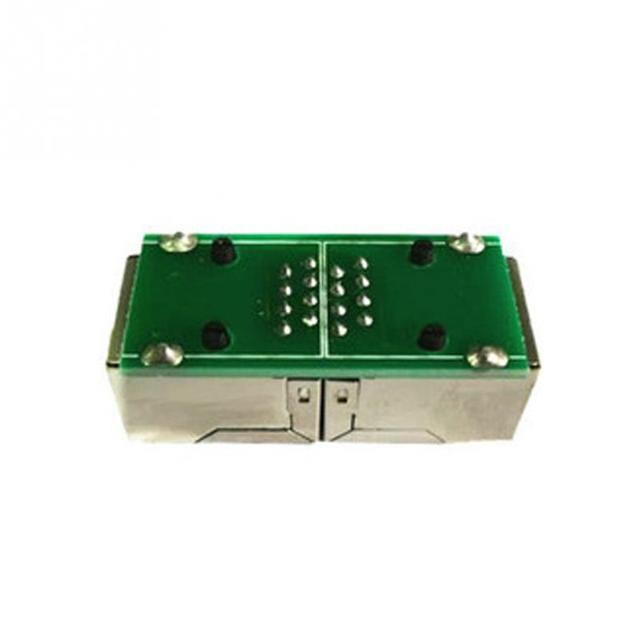 2018 RJ45 Female To Female CAT6 Network Ethernet LAN Connector Adapter Coupler Black