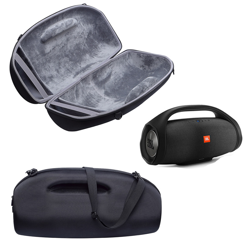 Newest EVA Protective Speaker Box Pouch Cover Bag Case For JBL BOOMBOX Portable Wireless Bluetooth Speaker Travel Carrying BagNewest EVA Protective Speaker Box Pouch Cover Bag Case For JBL BOOMBOX Portable Wireless Bluetooth Speaker Travel Carrying Bag