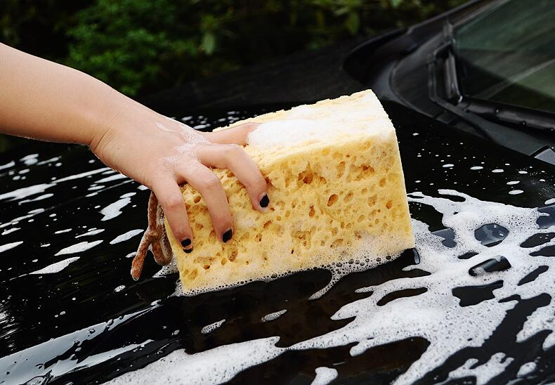 Latest Collection Of 2pcs/lot Car Auto Washing Cleaning Sponge Block Cleaner Wiper Mini Yellow Honeycomb Coralline Car Sponge Washer & Cleaning&010 Back To Search Resultsautomobiles & Motorcycles Car Wash & Maintenance