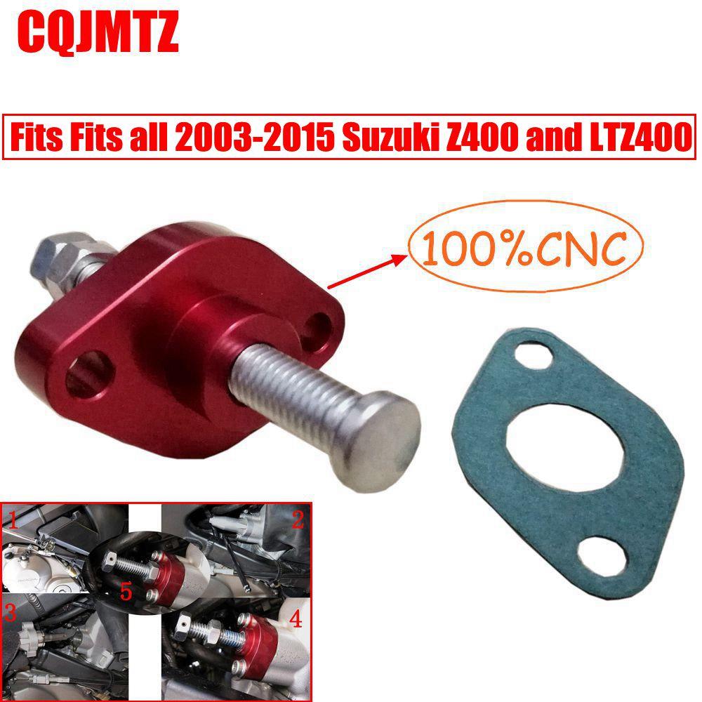 chain tensioner SUZUKI ltz400