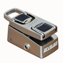 Mooer Leveline Volume Pedal for Bands Live Shows Applied for Electrophone of Guitar, Bass, Keyboard