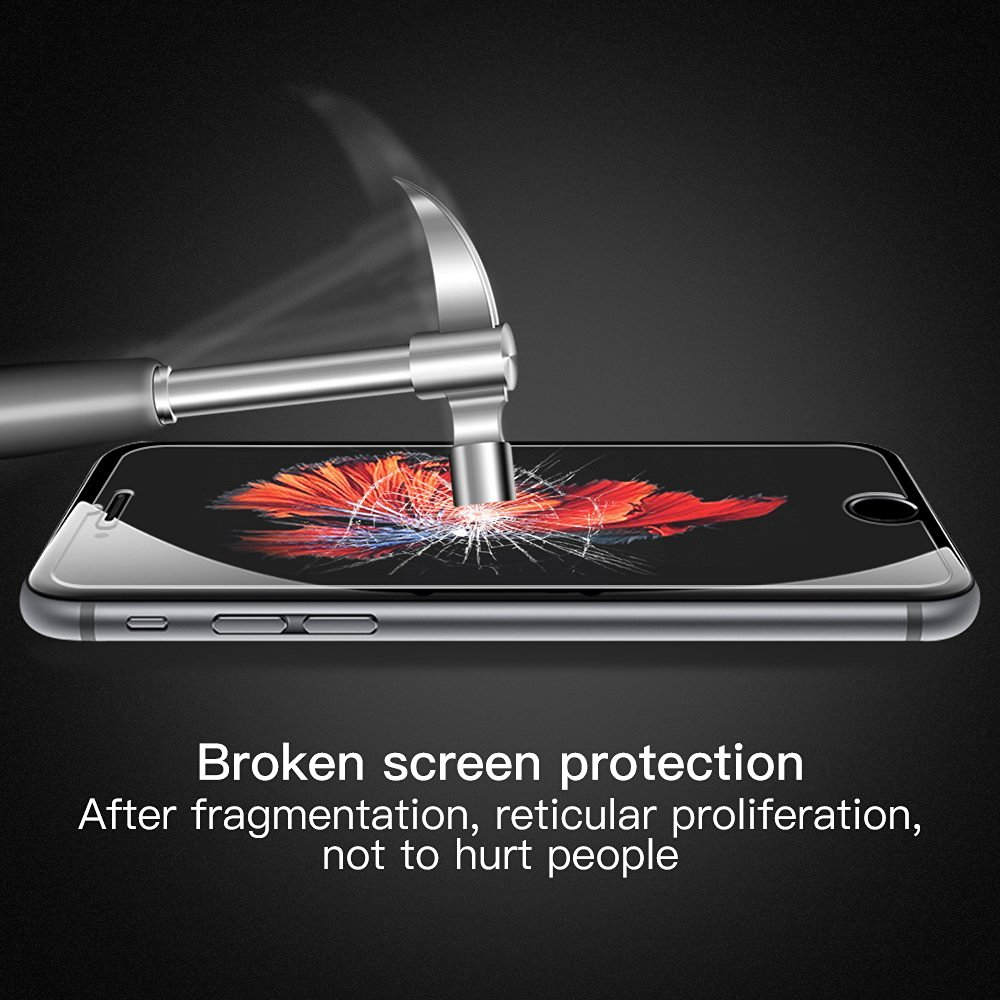 Nano Film Screen Protector Protective than Tempered Glass For iPhone 7 6 6s plus 5 5s 4 4s Samsung Galaxy S4 S5 S6 Note 3 4 5
