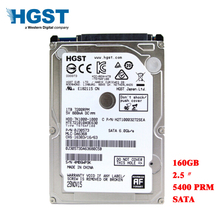 "HGST Marke Laptop PC 2,5 ""160 gb SATA 150 mb/s Notebook hdd festplatte 2 mb/8 mb 5400 rpm-7200 rpm(China)"