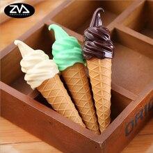 1 pcs Kawaii Ice cream shape Ballpoint Pen For Writing School Supplies Office Accessories Stationary Kids Student Gift