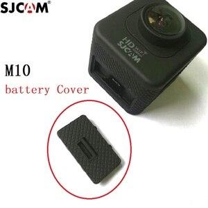 Image 1 - SJCAM accessoires dorigine Sport Action caméra couvercle de batterie plaque de batterie pour SJCAM M10/M10wifi/M10 + Plus Clownfish
