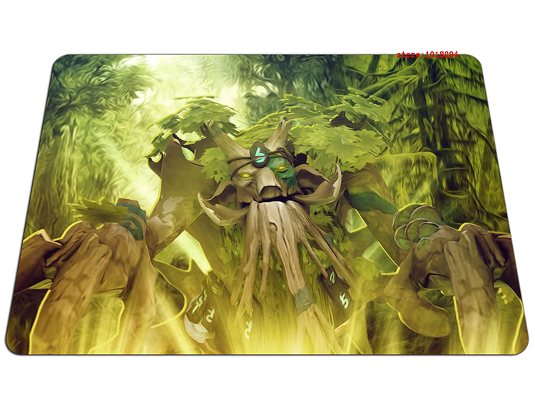 dota2 mousepad Treant Protector gaming mouse pad Birthday present gamer mouse mat pad game computer desk padmouse keyboard mats