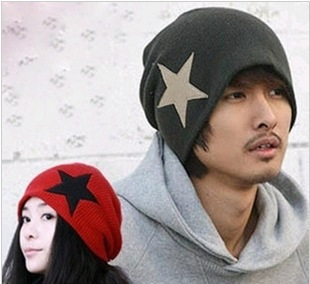 2017 Real Time-limited Polyester Adult Unisex Winter Spring Autumn Warm Cute Korean Knitted Hat Hip Hop Lovers Cap Funny Hats 2017 special offer limited polyester adult beanie korean warm fold hip hop head cap casual knitting hat wool winter heap hats