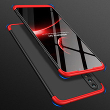 Honor8X 360 Degree Full Protection Hard Case For Huawei Honor 8X Back Cover shockproof case +glass Film
