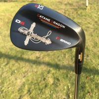 Original Golf Wedges Crucifix Real Forged Wedges 52 56 60 Degree With Authentic S200 Steel Shaft