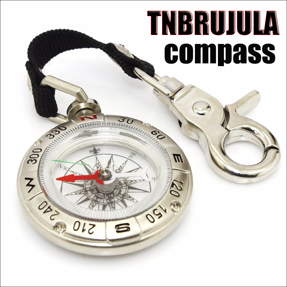 Multifunktionale American Klettern Camping Compass Camping & Outdoor