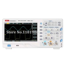 UNI-T UTD2102CEX-II  8 inch TFT LCD Digital Storage Oscilloscope 100MHz bandwidth 2 Channels 800X480 WVGA Phosphor Oscilloscope siglent 28m deep memory sds2074 super phosphor oscilloscope 70mhz portable oscilloscope 4 channels oscilloscope