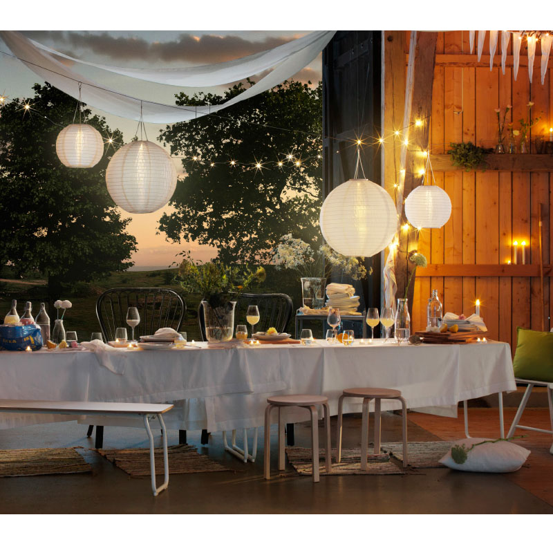 E27 chandelier craft paper lamp AC110-240V modern minimalist living room dining room balcony creative lighting free shipping led creative personality chandelier modern minimalist dining room bedroom lamp romantic living room lamp