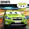 ZDPARTS 6color Car Styling Sunshade Windscreen Covers Sticker For Suzuki Grand Vitara Swift SX4 Mitsubishi ASX