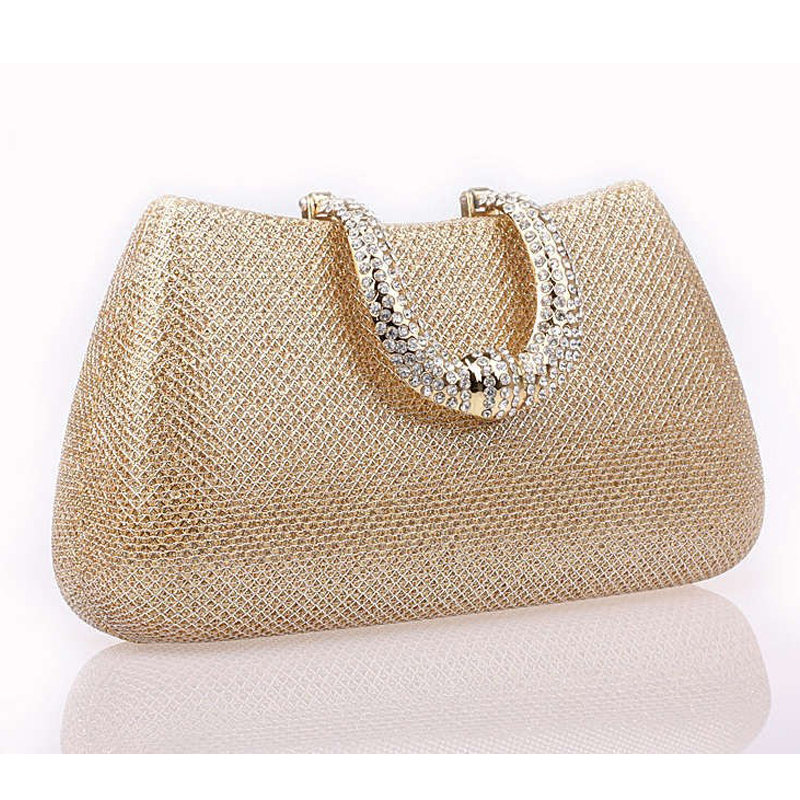 Online Get Cheap Silver Glitter Clutch Bag -Aliexpress.com ...