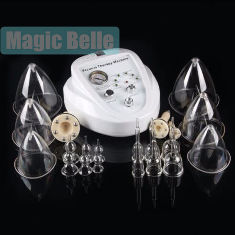 New Sale Breast Pump Enhancement Vacuum Enlarger Bra Massage  Vacuum Enhance Pump Cup Chest Device