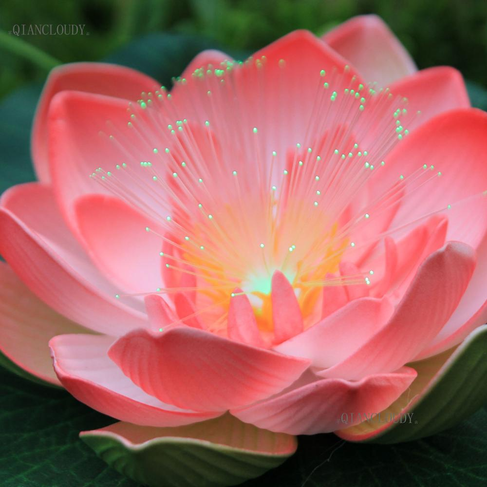 Buy Pink Lotus Flower And Get Free Shipping On Aliexpress