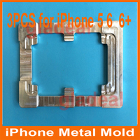Quality Aluminium Alloy Mould Mold For IPhone 6S Plus Of LCD Touch Screen Separator Display Repair