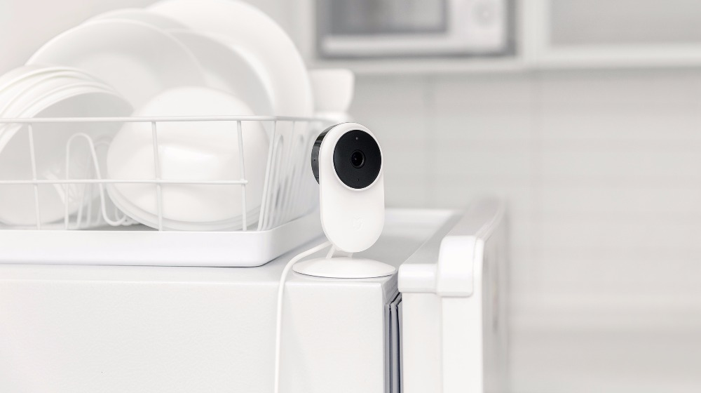 Original Xiaomi Mijia Smart IP Cam 1080P 2.4G & 5.0G Wifi Wireless 130 Wide Angle 10m Night Vision Hierarchical Detection