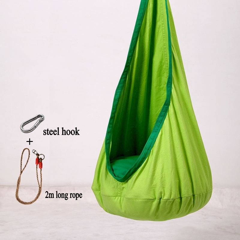 detail outdoor hammock cocoon