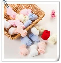 2 Pairs Children Cotton Socks for Girls Cute Candy Color Short Socks Spring Autumn Boy White Sport Socks Kid Solid Sock