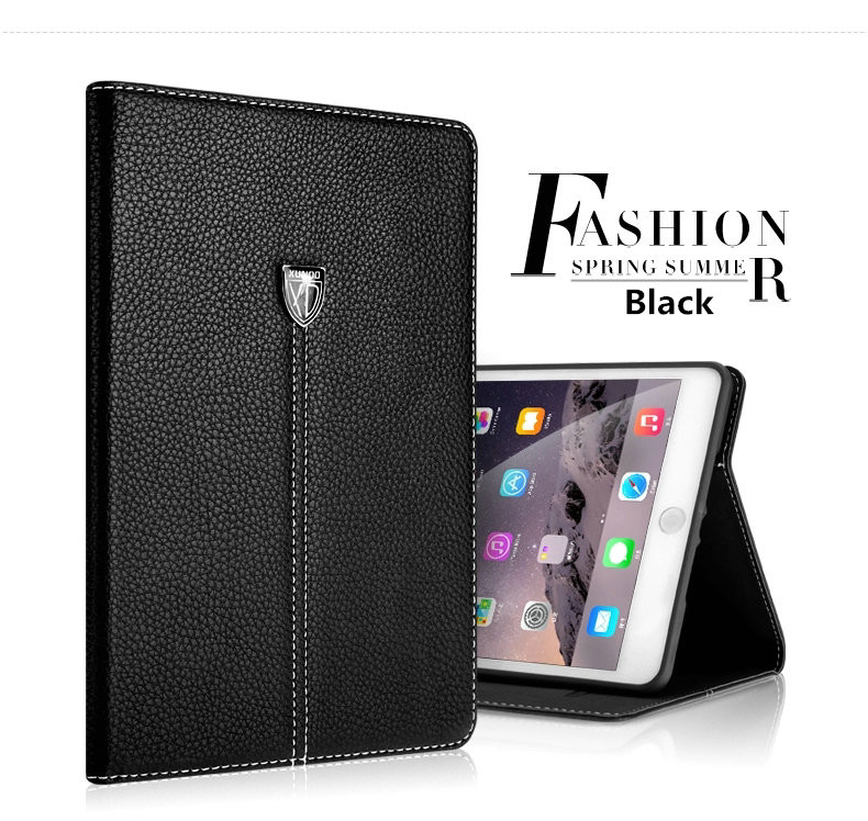 Business Luxury Shockproof Flip Wallet Card Holder Stand Microfiber ...