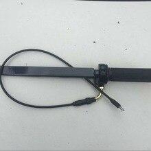 Ручка с дроссельной заслонки для Hangkai 2 тактный 3,5 л.с. МОРСКОЙ лодочный двигатель часть