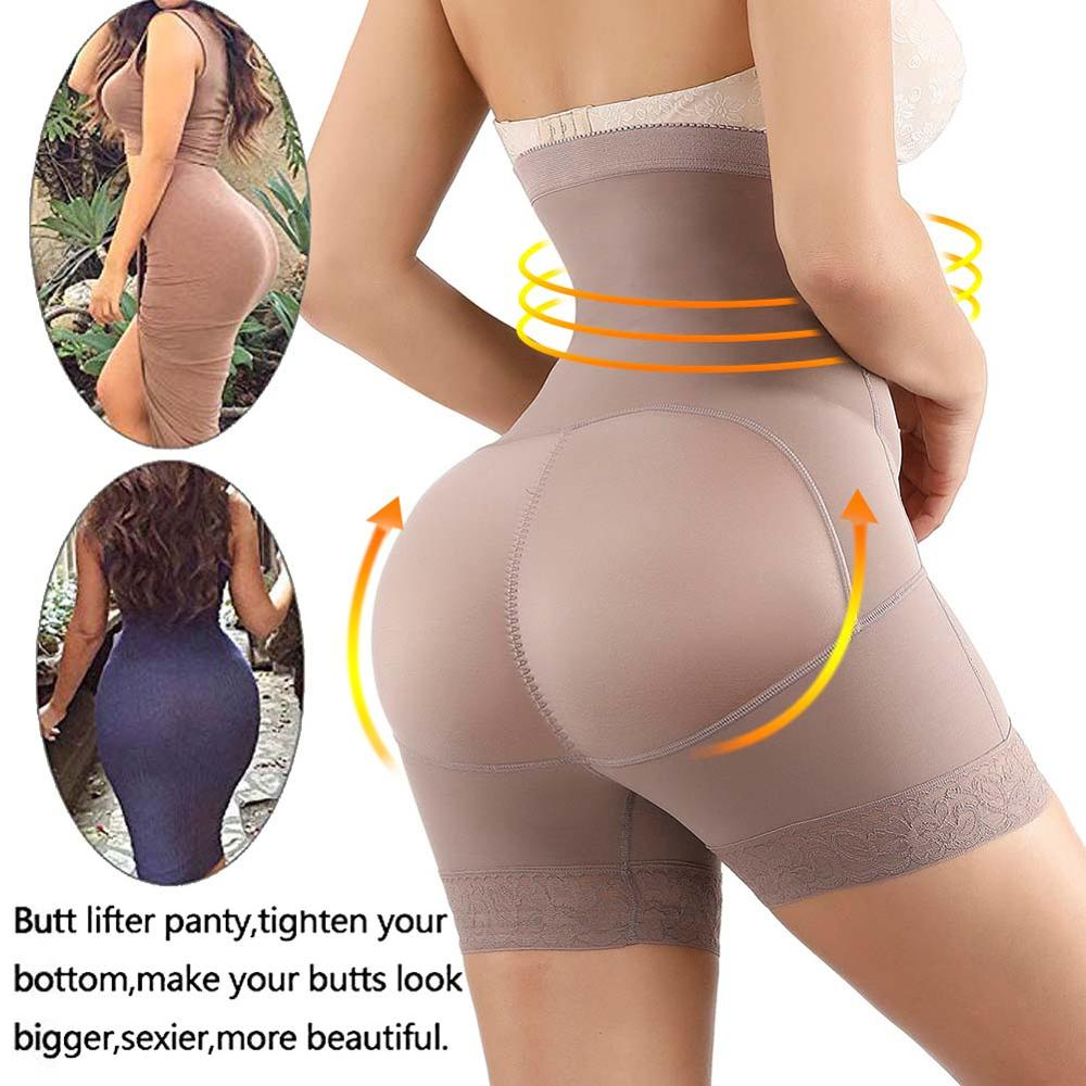 Image 2 - Lover Beauty High Waist Control Panties Slimming Underwear Belly Recovery Compression Postpartum Girdle Plus Size Butt Lifter-in Control Panties from Underwear & Sleepwears