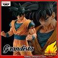 100% Original Banpresto ROS Resolution of Soldiers Grandista Collection Figure - Son Goku Gokou