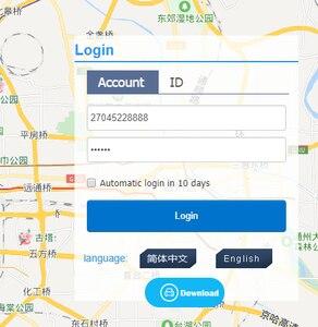 Image 4 - Garantiert 100% 4 band auto GPS tracker GT02 Google link echtzeit tracking kostenloser versand