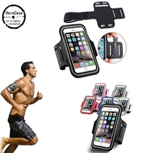 HereCase Waterproof Sports Running Arm band Phone Case for Samsung Galaxy S8 S7 S6 plus Edge S5 S4 S3 A3 A5 A7 J3 J5 J7 2017