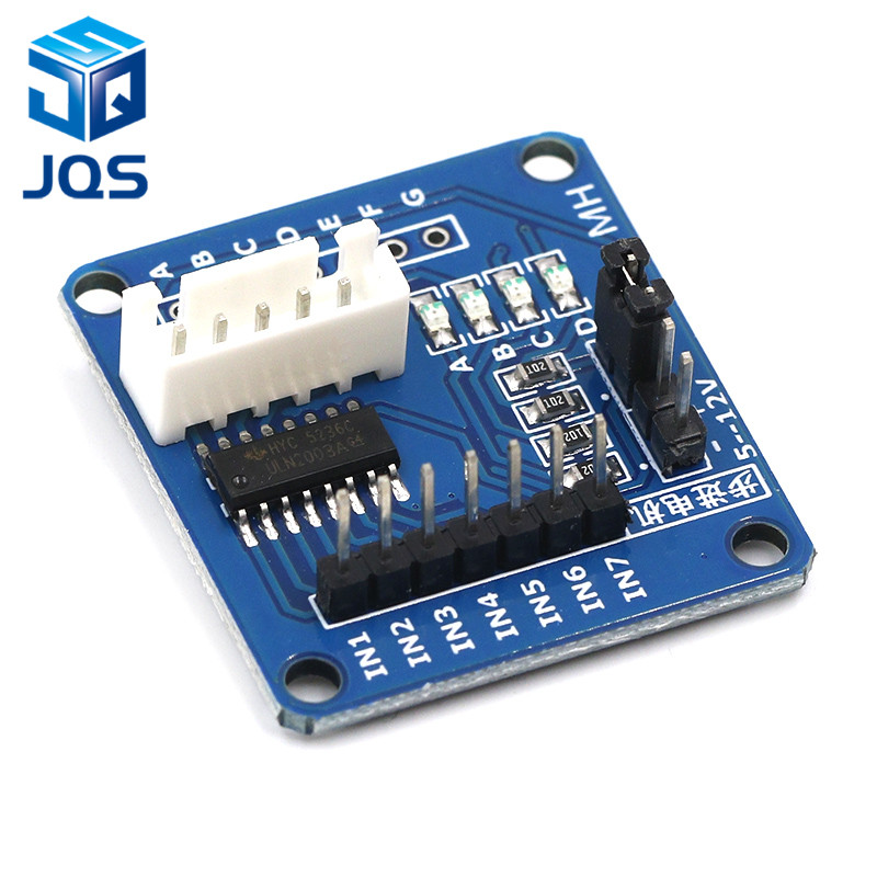New Product ULN2003 Stepper Motor Driver Board Test Module For Arduino AVR SMD