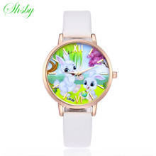 hot deal buy shsby brand flowers leather strap wristwatches fashion rose gold ladies quartz watch women dress watches femme casual watch