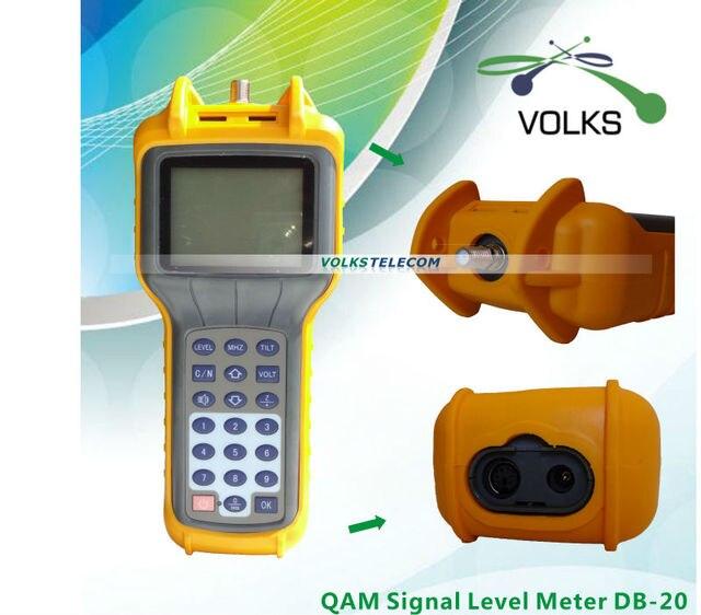 Digital CATV signal level medidor