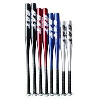 Free Shipping Aluminum Alloy Soft Baseball Bat Sports Blue Silver Red Black 28 30 32 34