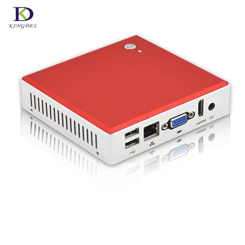 Grande Vente Pokect PC Intel Atom x5-Z8350 avec Double OS Double sortie Quad Core mini pc 1.44 GHz 4G RAM 64G ROM 2G RAM 32G ROM