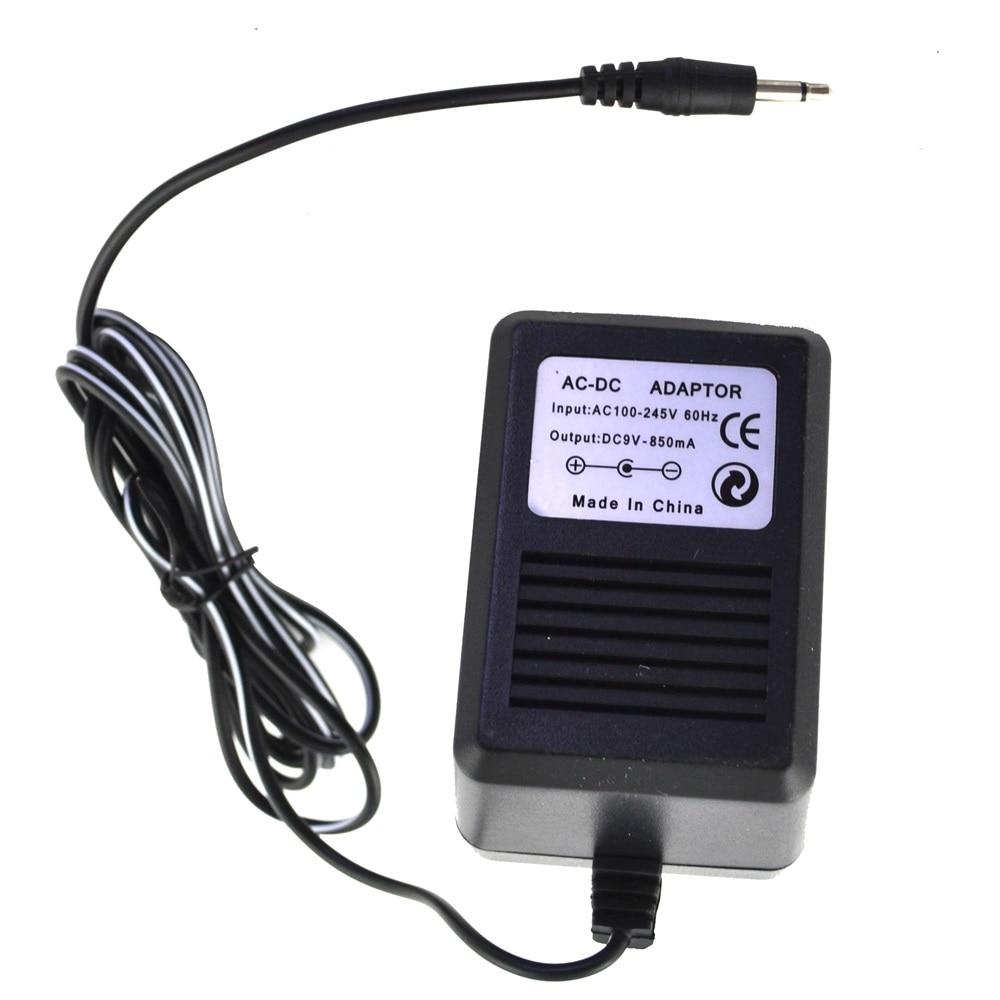 us plug for atari charger us plug ac dc adapter 9v 850ma power supply charging port. Black Bedroom Furniture Sets. Home Design Ideas