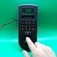 Биометрические 3000 пользователей отпечатков пальцев tcp/ip Wiegand F19 отпечатков пальцев + клавиатура + 125 кГц RFID Card/смарт карты система контроля до
