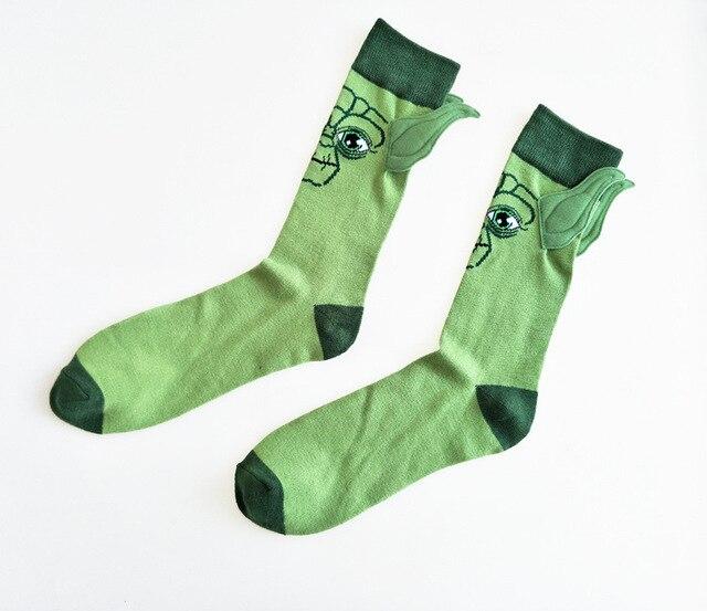 Jedi Master Socks 2