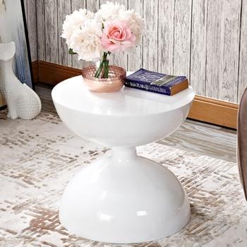 Nordic style sofa corner table  1